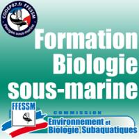 Formation Biologie sous-marine - Plongeur Bio 1