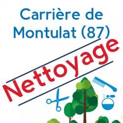 Nettoyage Montulat - samedi 27 Juin 2020 - 14h à 17h