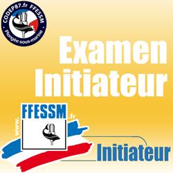 Examen - Initiateur - Samedi 15 Juin 2019 à Limoges - 8H20