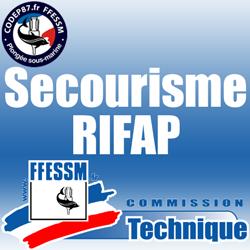 Partie Secourisme - Tronc commun RIFA Mercredi 28 Mars & Jeudi 29 Mars à 19H30-22H30