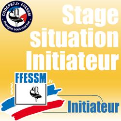 Stage en situation Initiateur : Samedi 24 Mars à 9H - Maison des Sports
