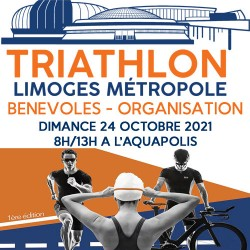 Triathlon Limoges Métropole - Bénévoles Organisation