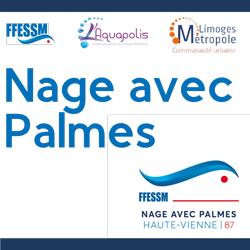 Nage avec Palmes - Mercredi 5 février  2020