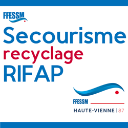 Secourisme - Recyclage RIFAP - 17 Mars 2020 19h15