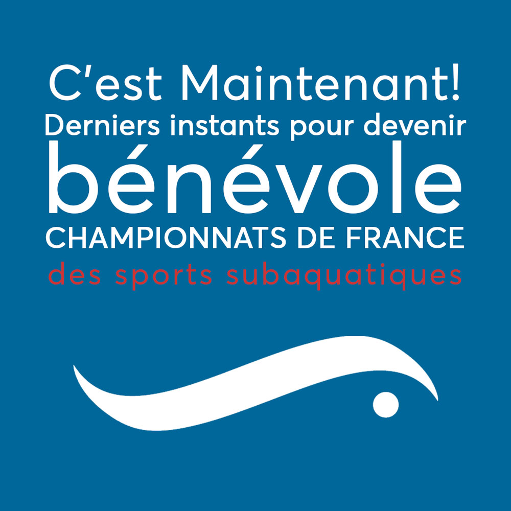 Inscription championnats de France des sports subaquatiques