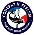 Codep 87 FFESSM ASORTF plongee Limoges