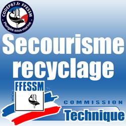 Recyclage RIFAP - Lundi 10 Décembre 20H
